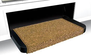 "RV Step Rug, Wraparound Plus, Harvest Gold, 20"" Wide"