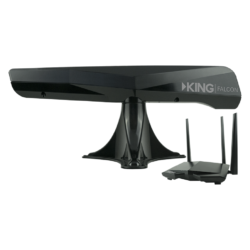 KING Wi-Fi Range Extender Falcon Black